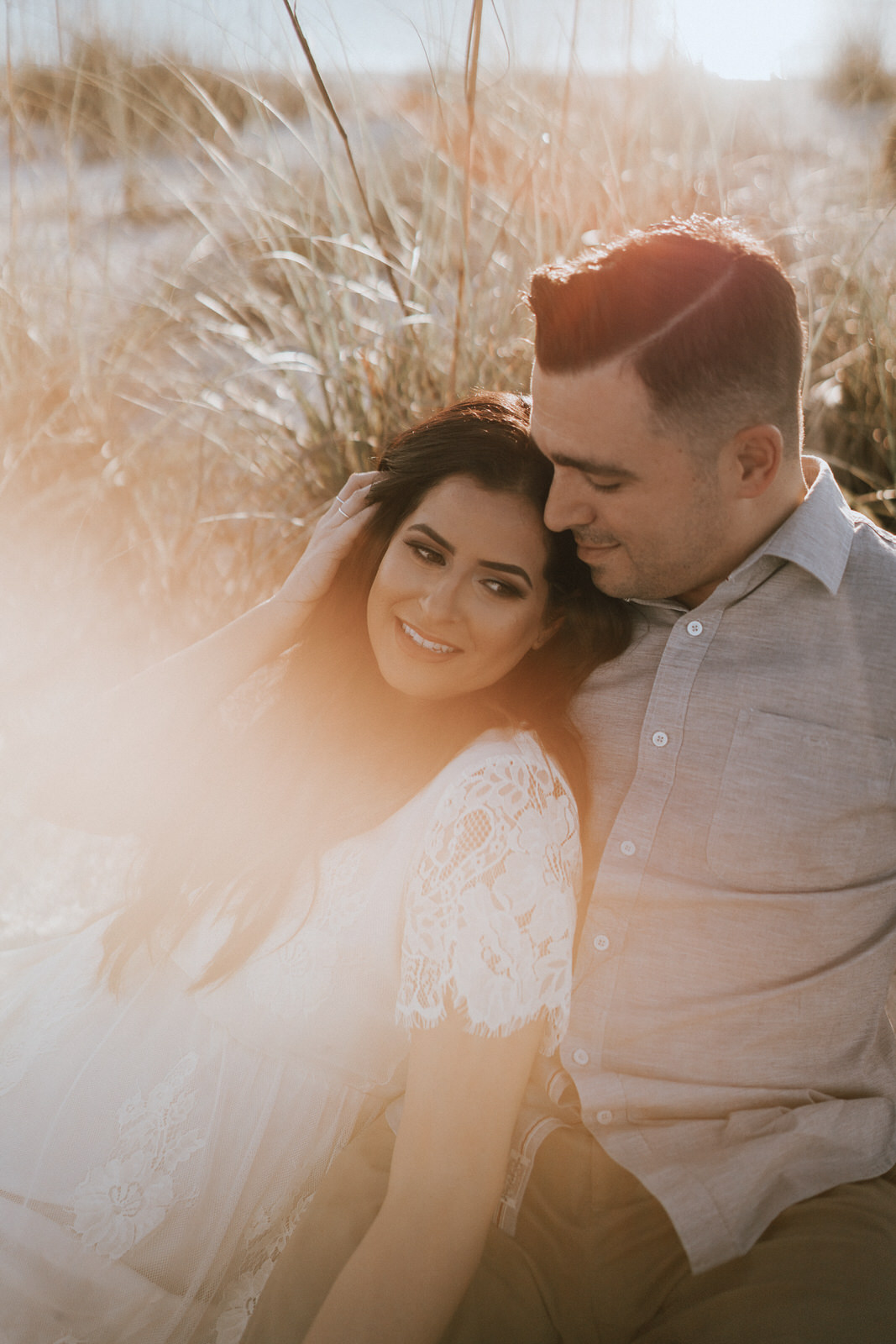 Fort Myers Engagement Photograher-Lovers Key State Park- Michelle Gonzalez Photography- Desiree and Bryan-77.JPG