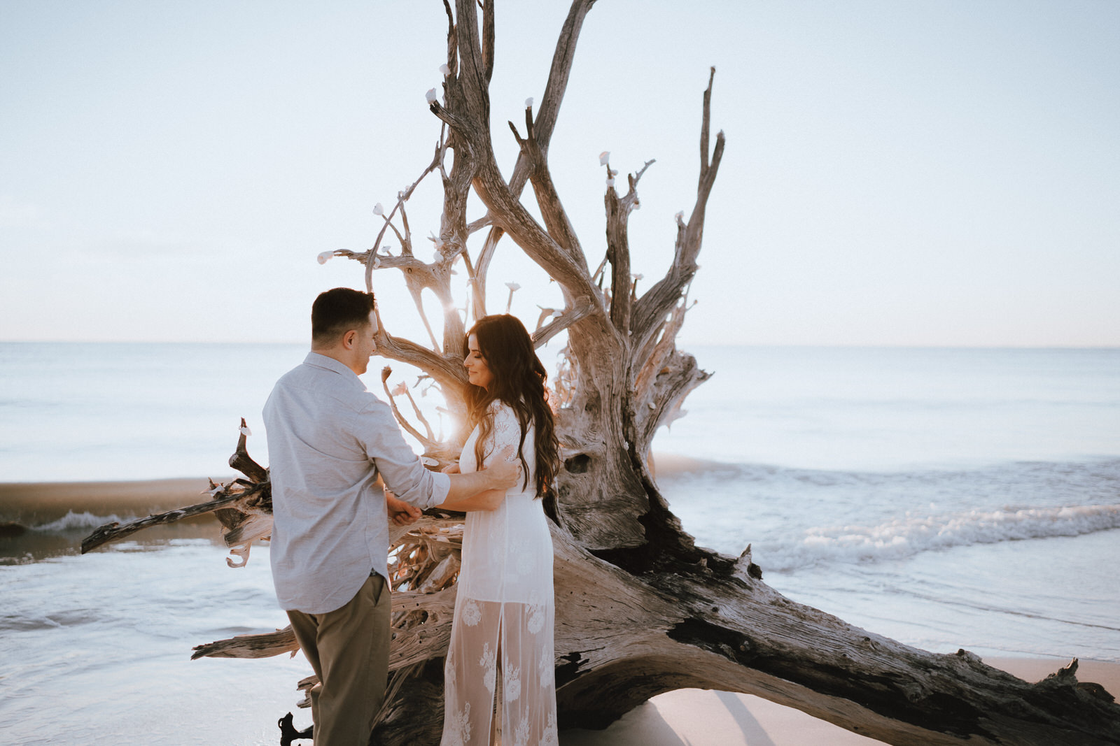 Fort Myers Engagement Photograher-Lovers Key State Park- Michelle Gonzalez Photography- Desiree and Bryan-216.JPG