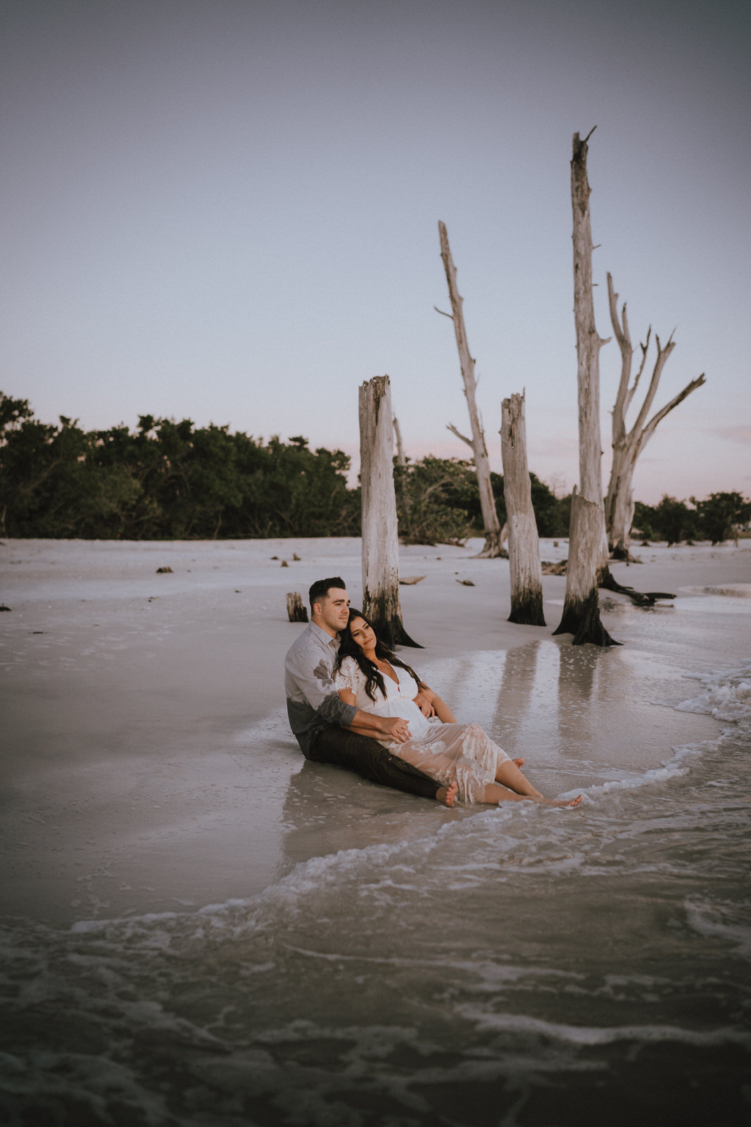 Fort Myers Engagement Photograher-Lovers Key State Park- Michelle Gonzalez Photography- Desiree and Bryan-311.JPG