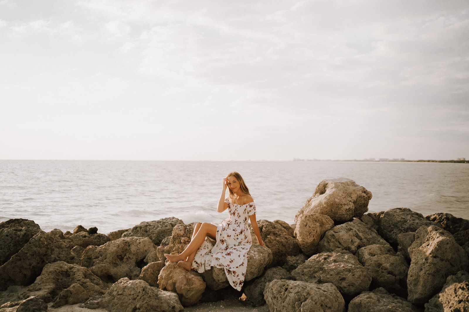 Fort Myers Senior Photos on Bonita Beach - Michelle Gonzalez Photography - Sammie-19.JPG
