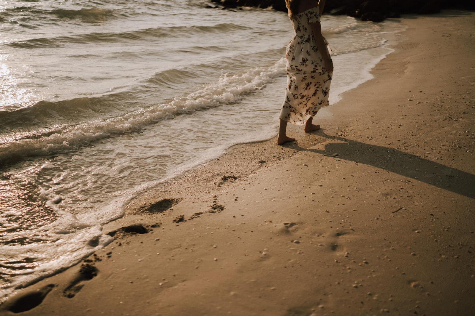 Fort Myers Senior Photos on Bonita Beach - Michelle Gonzalez Photography - Sammie-62.JPG