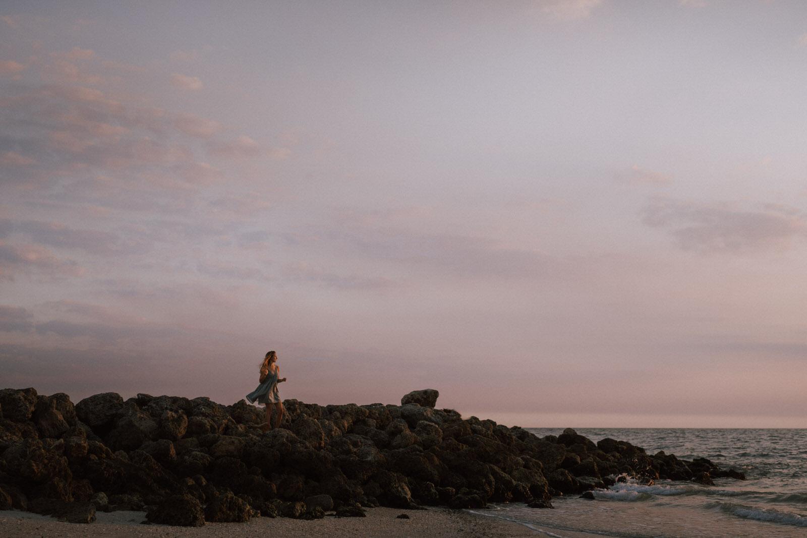 Fort Myers Senior Photos on Bonita Beach - Michelle Gonzalez Photography - Sammie-166.JPG