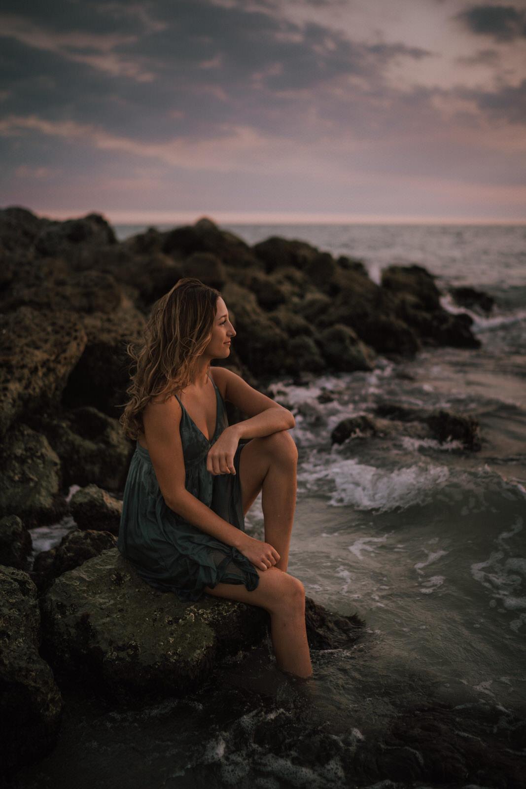 Fort Myers Senior Photos on Bonita Beach - Michelle Gonzalez Photography - Sammie-217.JPG
