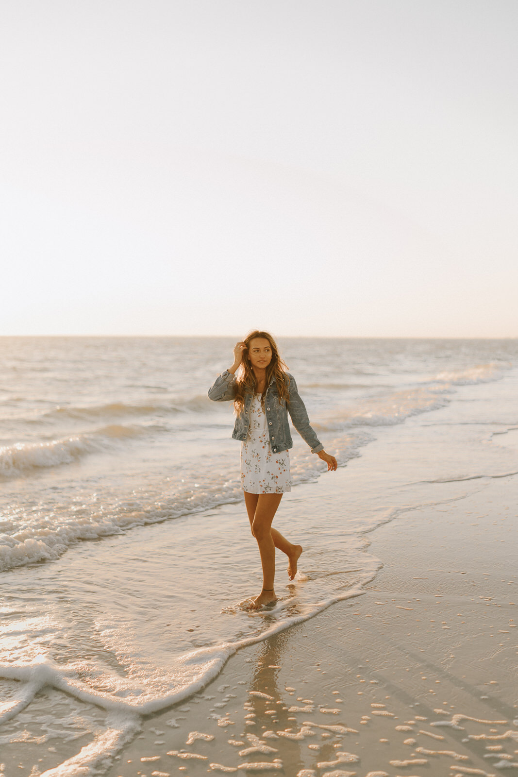 Fort Myers Senior Pictures at Lover's Key State Park- Michelle Gonzalez Photography- Skylar Becker-156.JPG