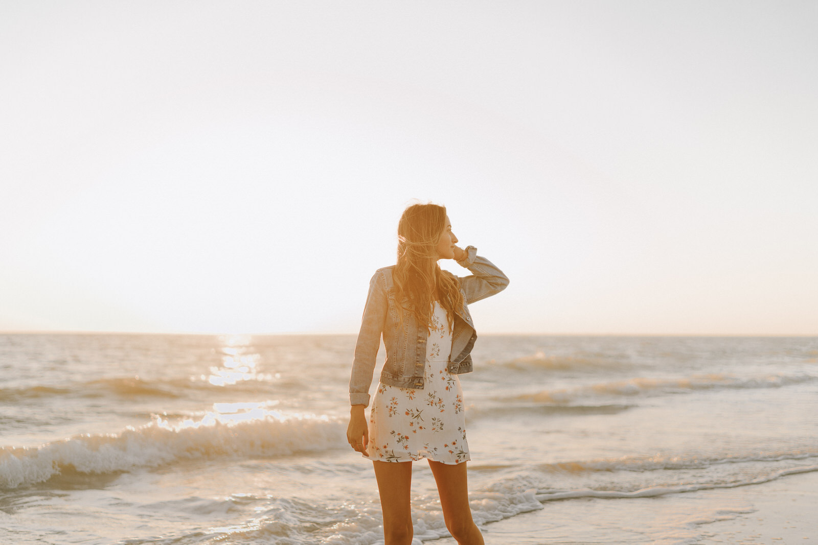 Fort Myers Senior Pictures at Lover's Key State Park- Michelle Gonzalez Photography- Skylar Becker-162.JPG