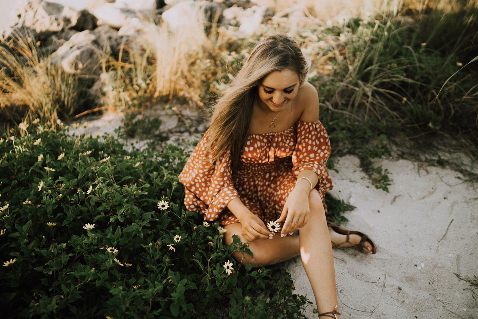 Fort Myers Senior Photos on Bonita Beach - Michelle Gonzalez Photography - Skyler Hart-68.JPG