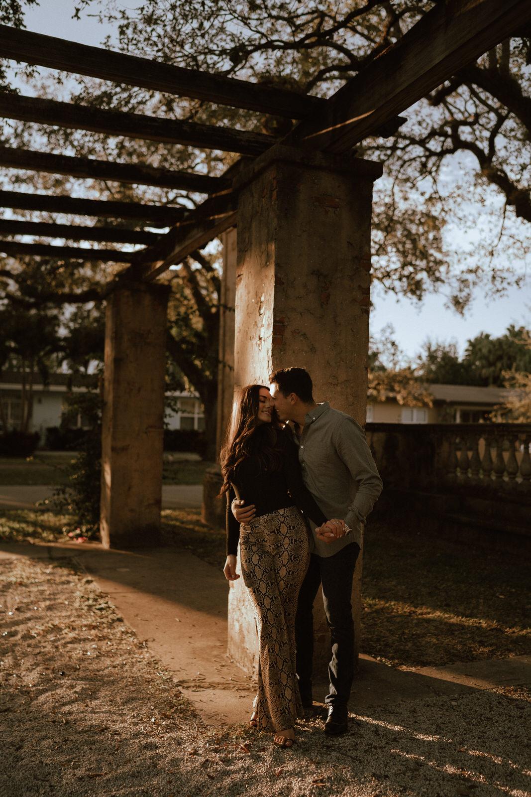 Coral Gables Entrance Park- Michelle Gonzalez Photography-Brianna and David-205.JPG