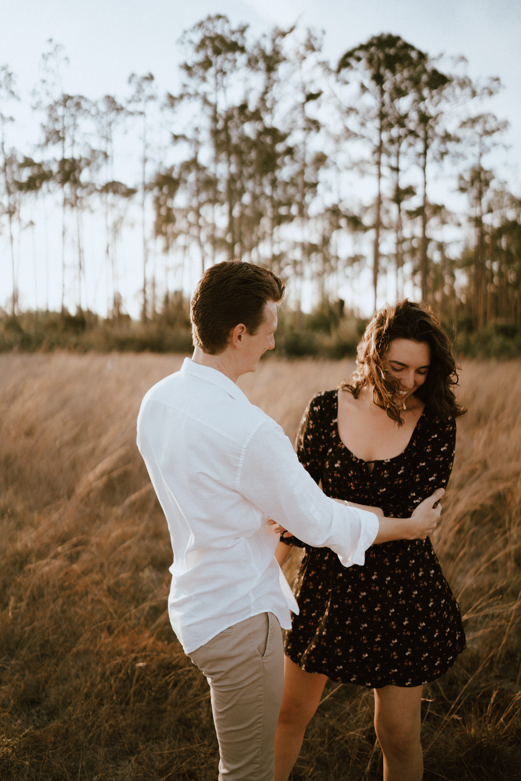 Couple Photos on a Field- Fort Myers Florida- Michelle Gonzalez Photography- Bruna and Brendan-68.JPG