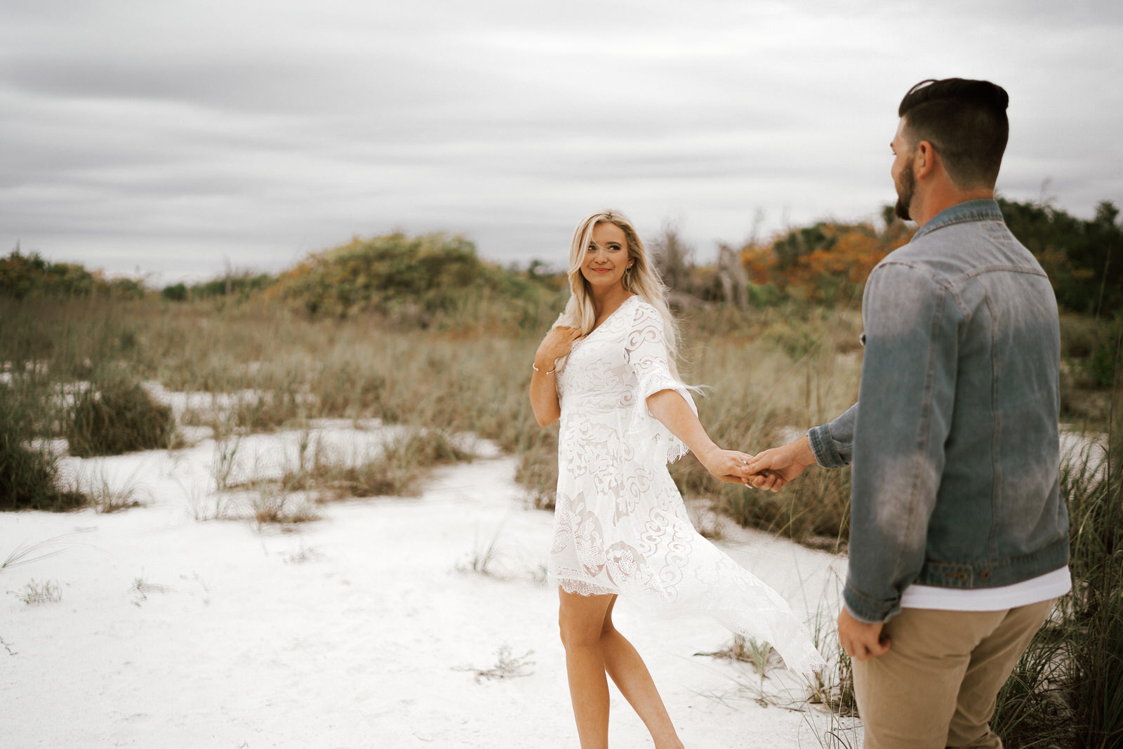 Lover's Key State Park Engagement Photos- Fort Myers Beach- Michelle Gonzalez Photography- Contessa and Ethan-61.JPG