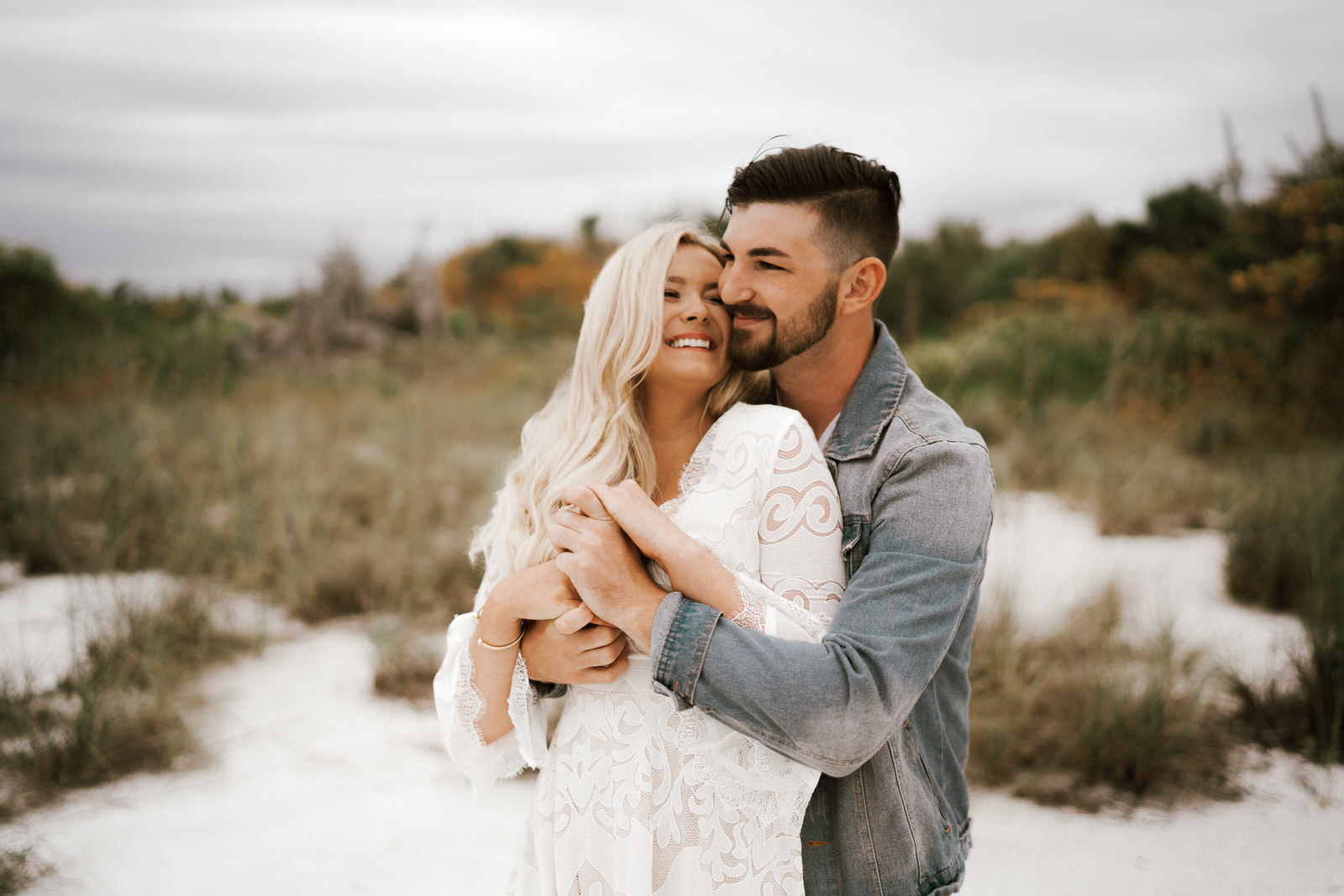Lover's Key State Park Engagement Photos- Fort Myers Beach- Michelle Gonzalez Photography- Contessa and Ethan-105.JPG