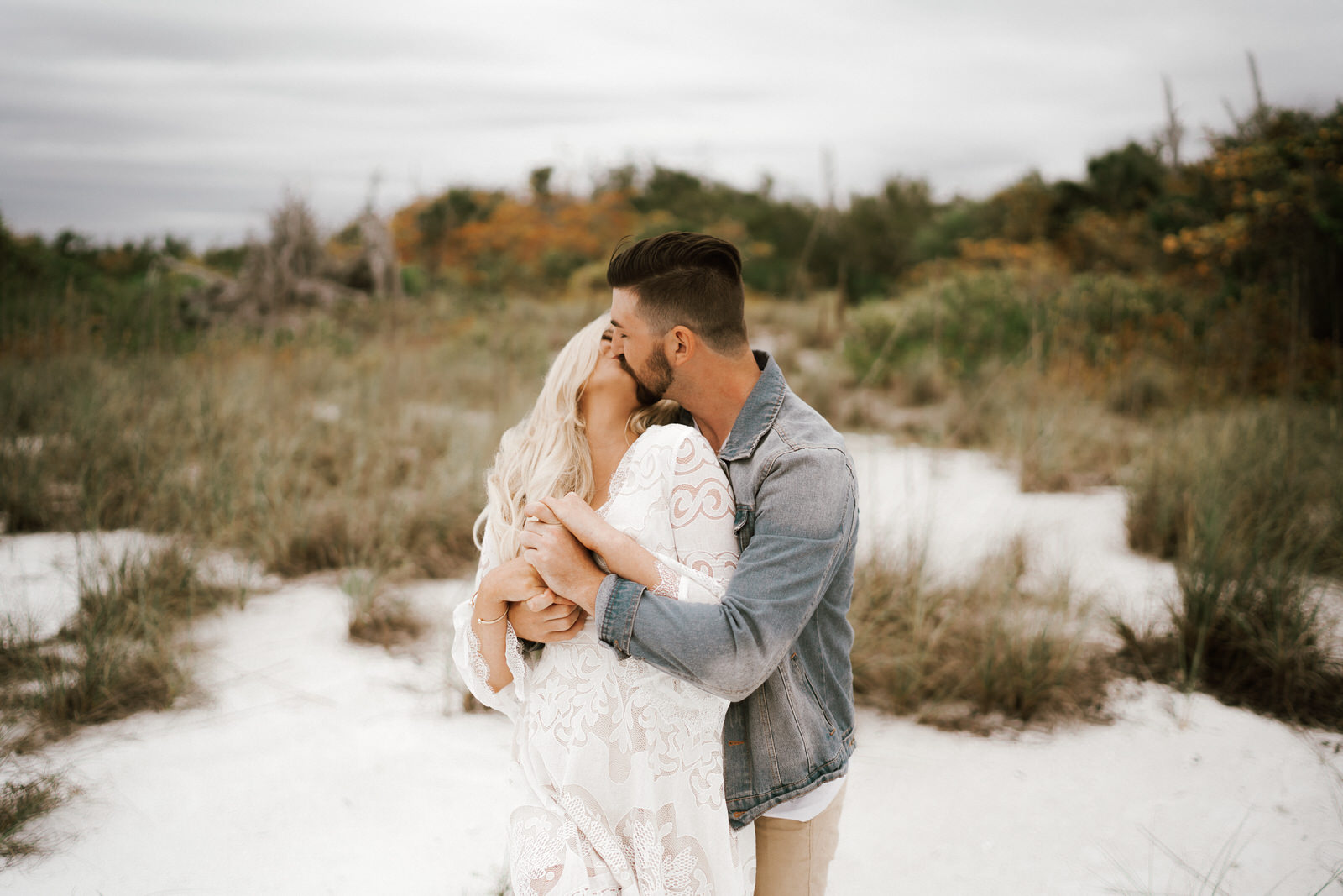 Lover's Key State Park Engagement Photos- Fort Myers Beach- Michelle Gonzalez Photography- Contessa and Ethan-106.JPG