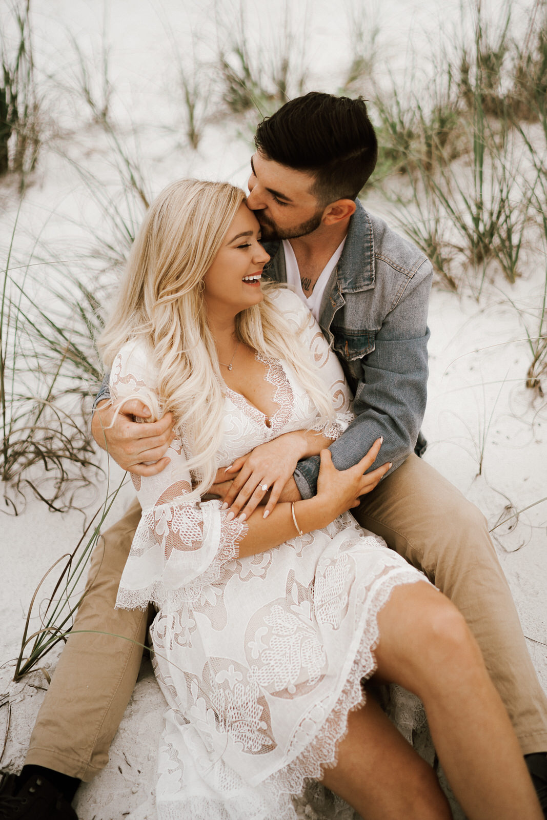 Lover's Key State Park Engagement Photos- Fort Myers Beach- Michelle Gonzalez Photography- Contessa and Ethan-150.JPG