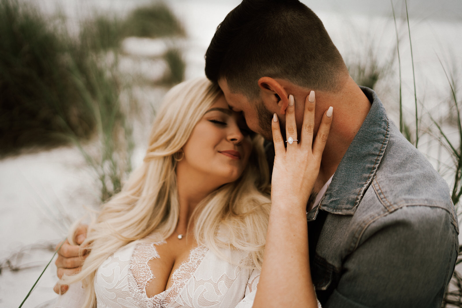 Lover's Key State Park Engagement Photos- Fort Myers Beach- Michelle Gonzalez Photography- Contessa and Ethan-156.JPG