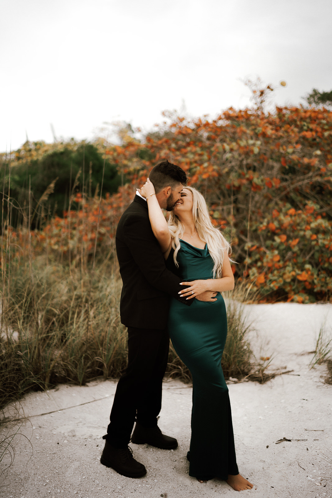 Lover's Key State Park Engagement Photos- Fort Myers Beach- Michelle Gonzalez Photography- Contessa and Ethan-183.JPG