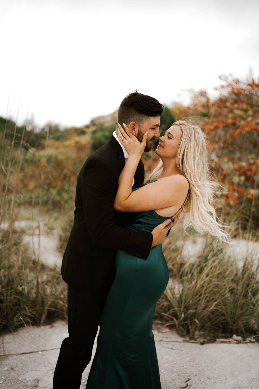 Lover's Key State Park Engagement Photos- Fort Myers Beach- Michelle Gonzalez Photography- Contessa and Ethan-189.JPG