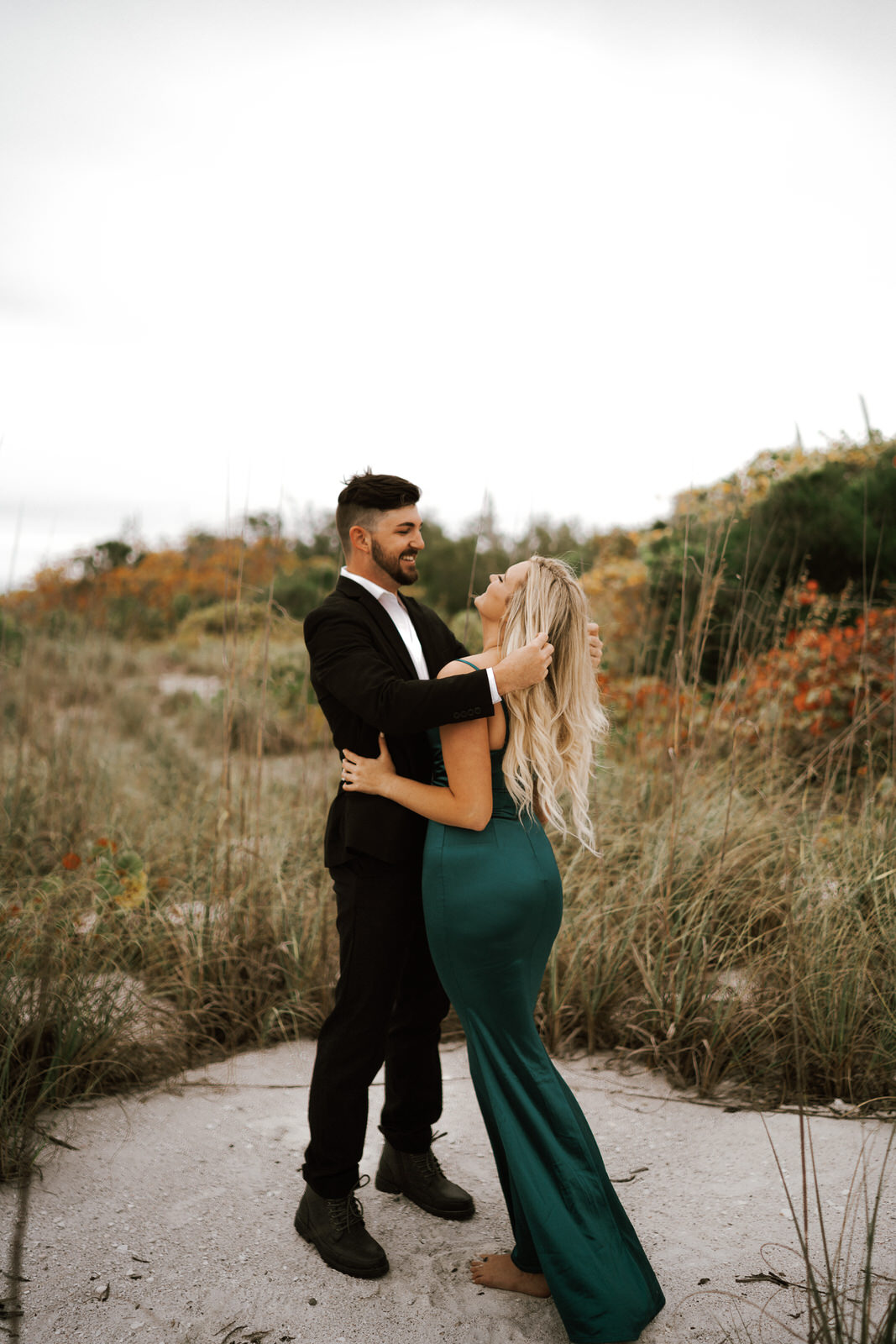 Lover's Key State Park Engagement Photos- Fort Myers Beach- Michelle Gonzalez Photography- Contessa and Ethan-197.JPG