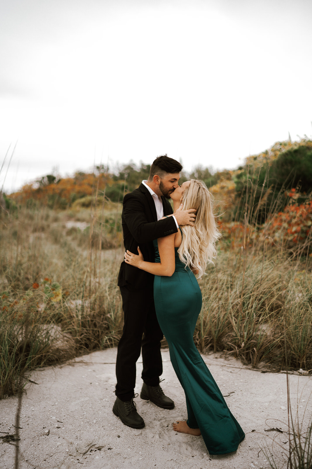 Lover's Key State Park Engagement Photos- Fort Myers Beach- Michelle Gonzalez Photography- Contessa and Ethan-199.JPG