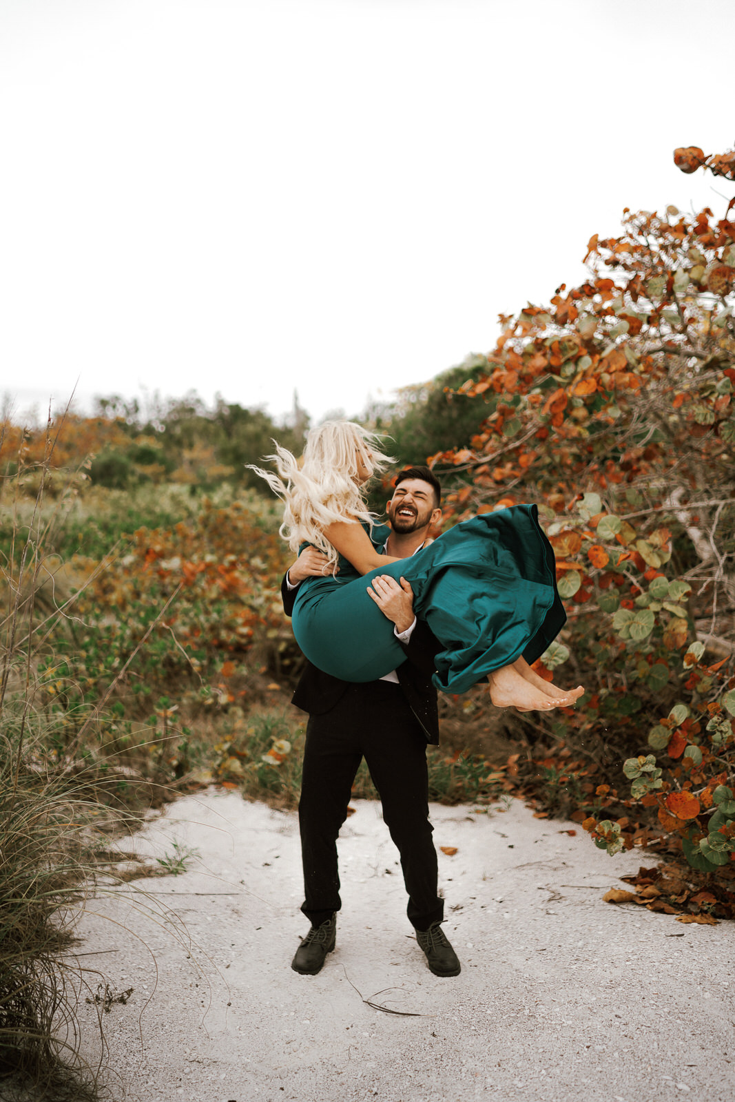 Lover's Key State Park Engagement Photos- Fort Myers Beach- Michelle Gonzalez Photography- Contessa and Ethan-221.JPG