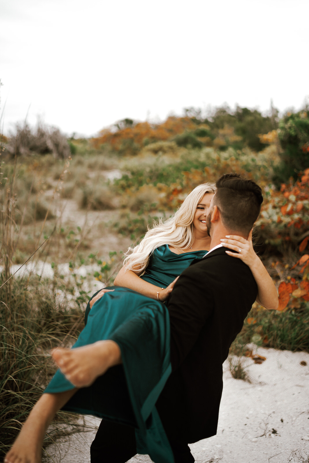 Lover's Key State Park Engagement Photos- Fort Myers Beach- Michelle Gonzalez Photography- Contessa and Ethan-223.JPG