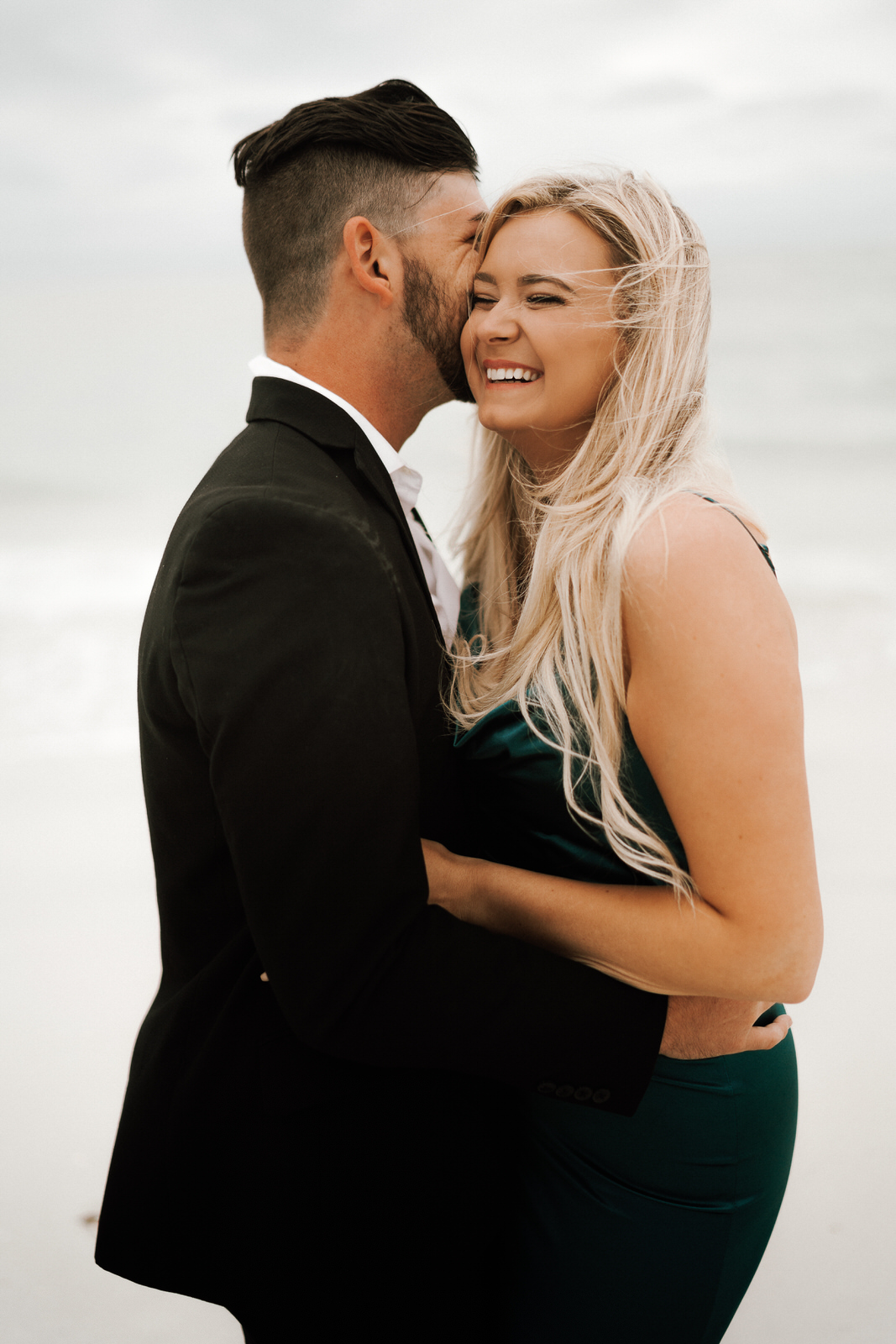 Lover's Key State Park Engagement Photos- Fort Myers Beach- Michelle Gonzalez Photography- Contessa and Ethan-319.JPG