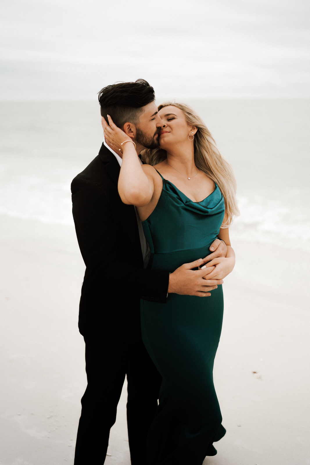 Lover's Key State Park Engagement Photos- Fort Myers Beach- Michelle Gonzalez Photography- Contessa and Ethan-337.JPG
