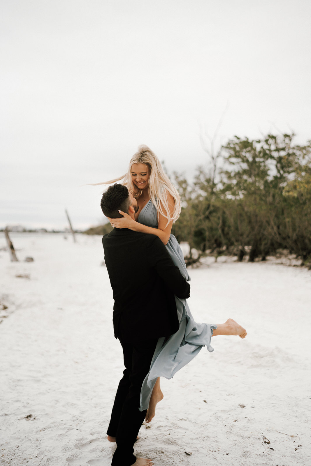Lover's Key State Park Engagement Photos- Fort Myers Beach- Michelle Gonzalez Photography- Contessa and Ethan-379.JPG
