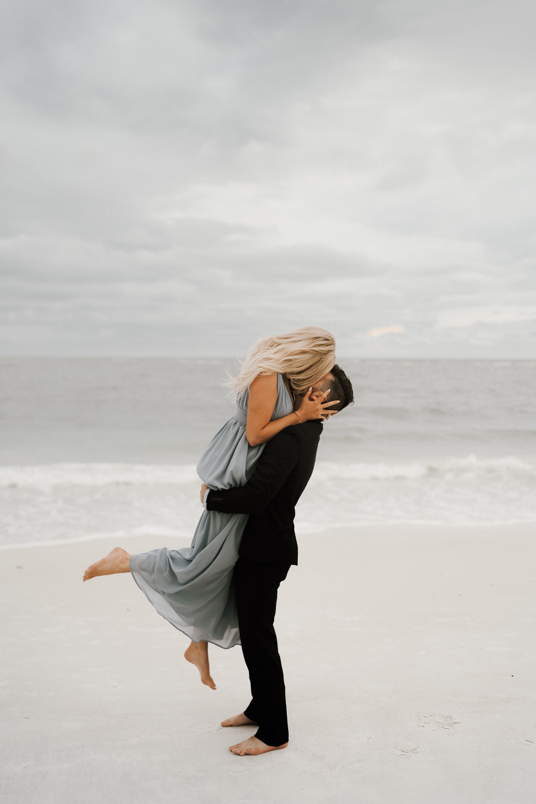 Lover's Key State Park Engagement Photos- Fort Myers Beach- Michelle Gonzalez Photography- Contessa and Ethan-392.JPG