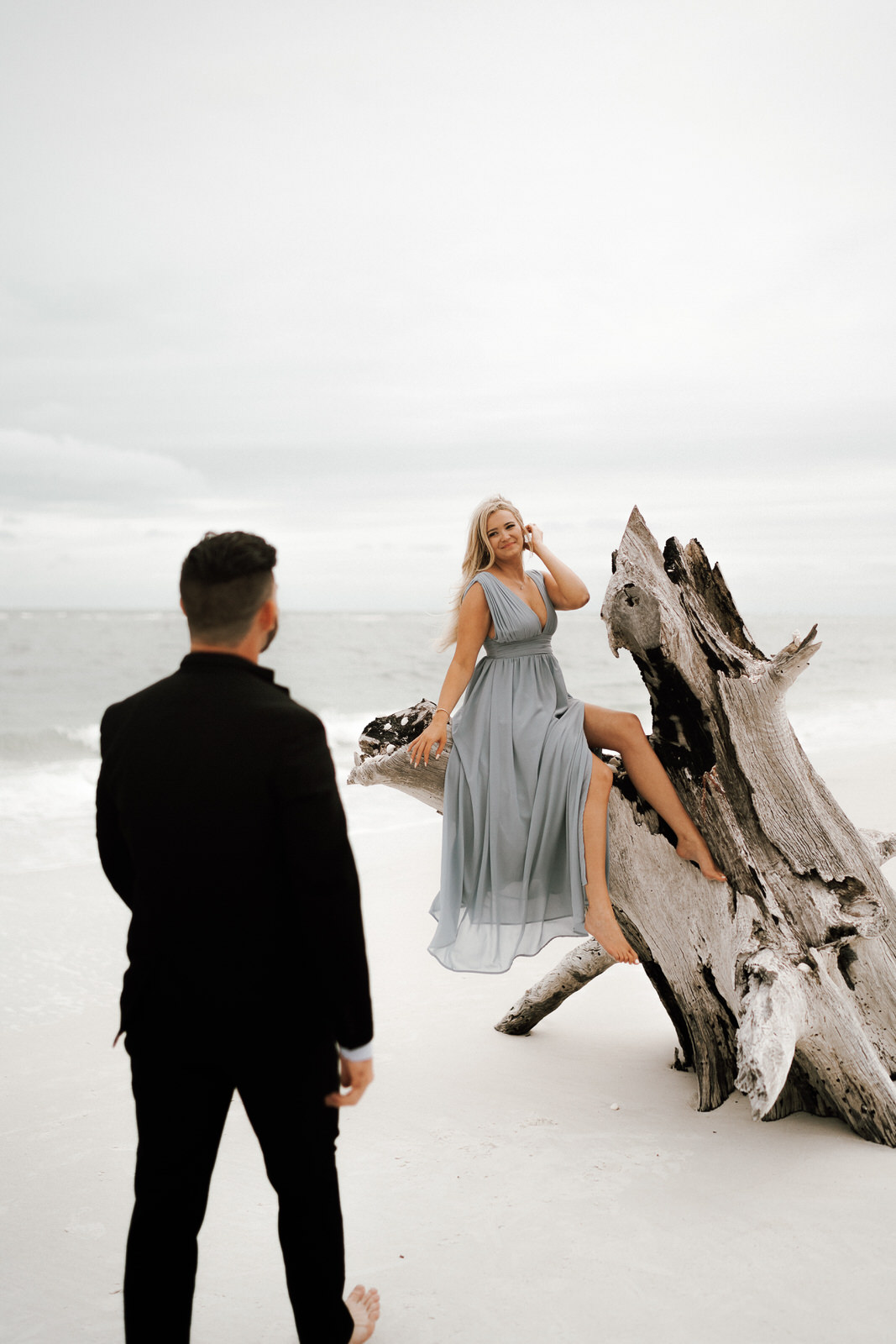 Lover's Key State Park Engagement Photos- Fort Myers Beach- Michelle Gonzalez Photography- Contessa and Ethan-446.JPG