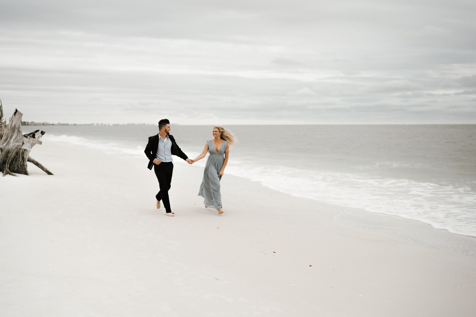 Lover's Key State Park Engagement Photos- Fort Myers Beach- Michelle Gonzalez Photography- Contessa and Ethan-473.JPG