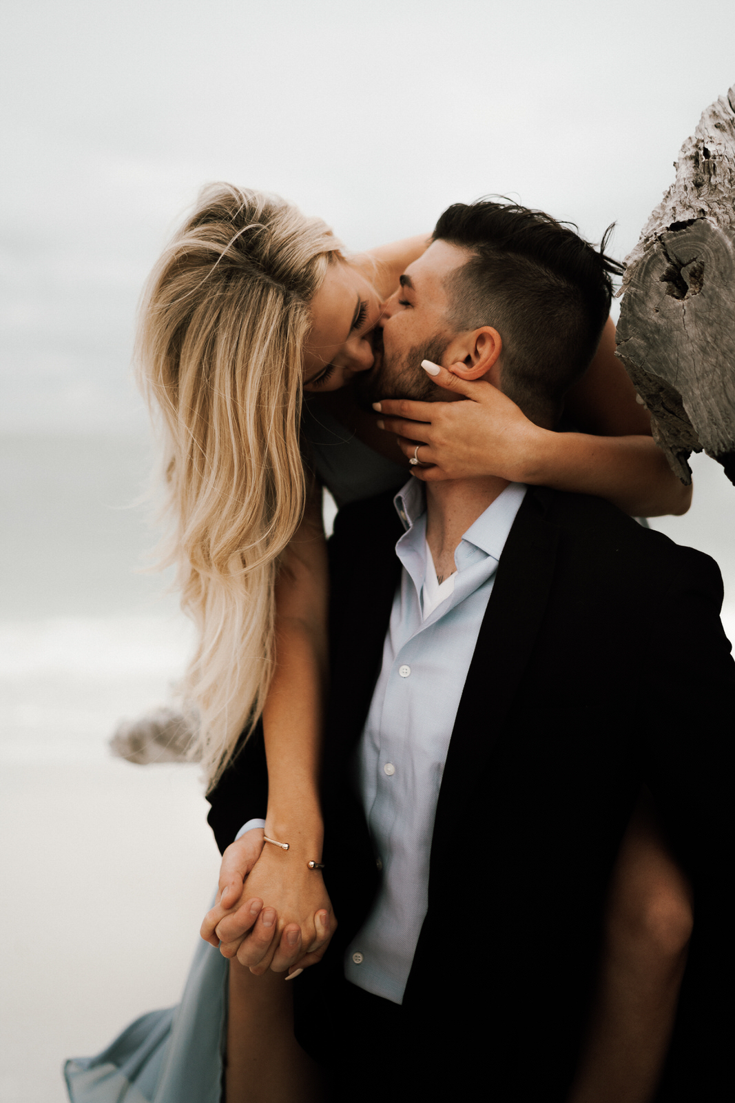 Lover's Key State Park Engagement Photos- Fort Myers Beach- Michelle Gonzalez Photography- Contessa and Ethan-465.JPG