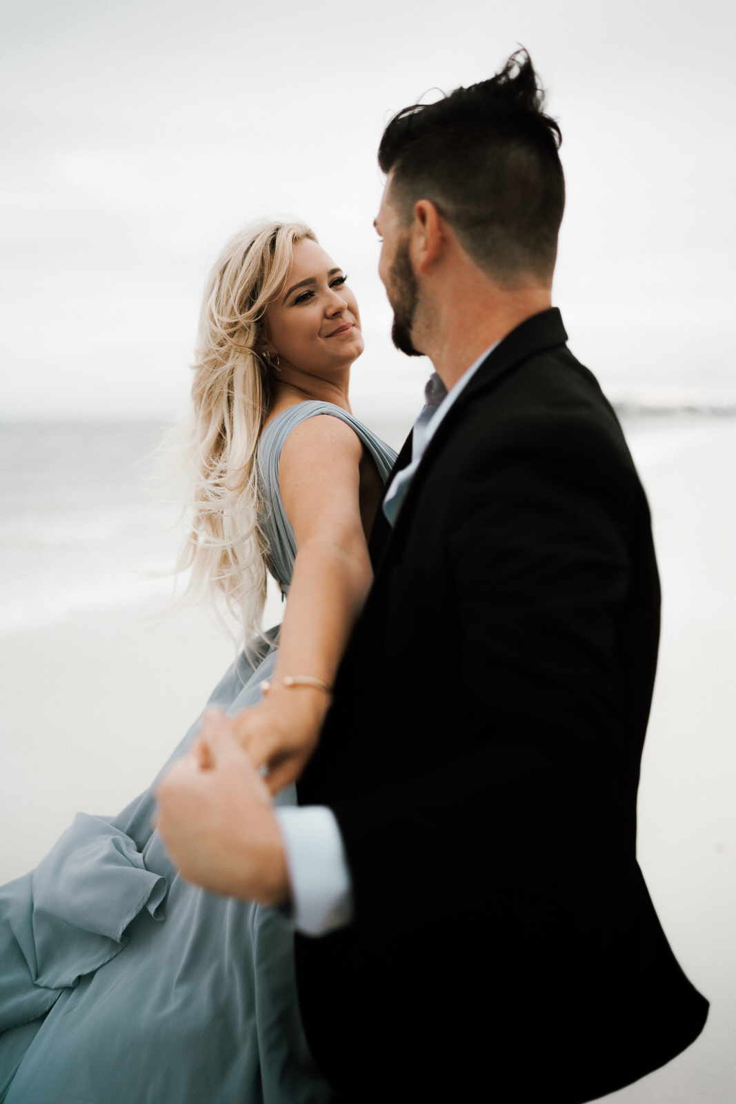 Lover's Key State Park Engagement Photos- Fort Myers Beach- Michelle Gonzalez Photography- Contessa and Ethan-498.JPG