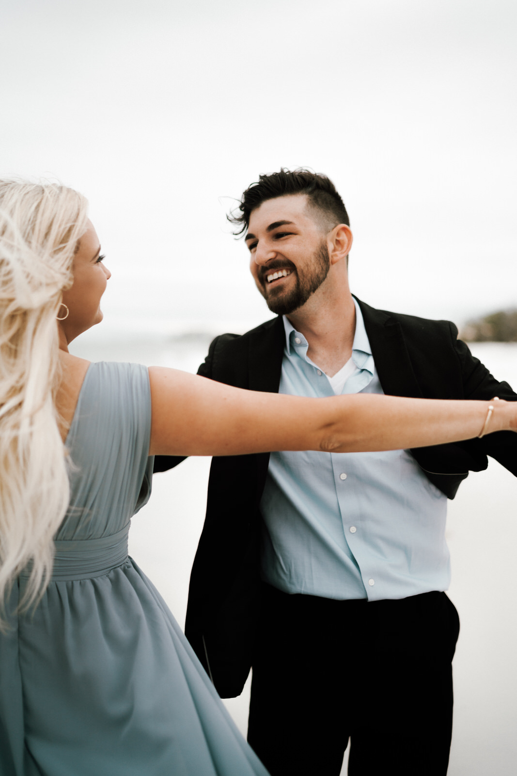 Lover's Key State Park Engagement Photos- Fort Myers Beach- Michelle Gonzalez Photography- Contessa and Ethan-500.JPG