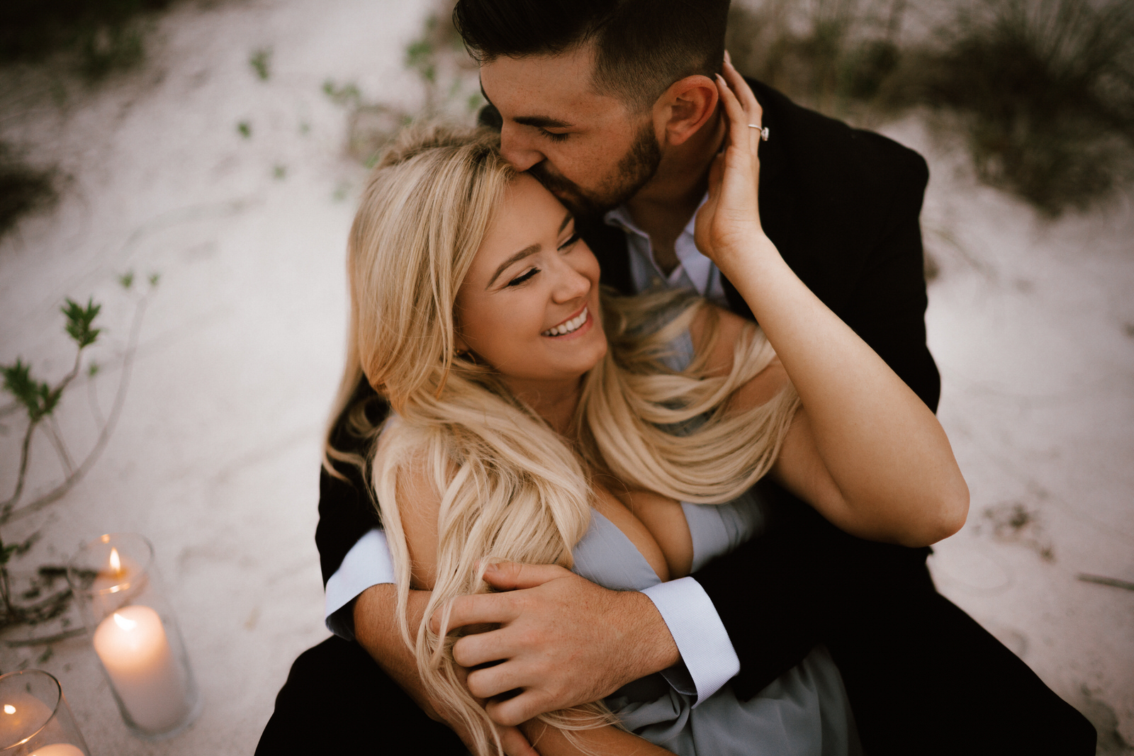 Lover's Key State Park Engagement Photos- Fort Myers Beach- Michelle Gonzalez Photography- Contessa and Ethan-580.JPG