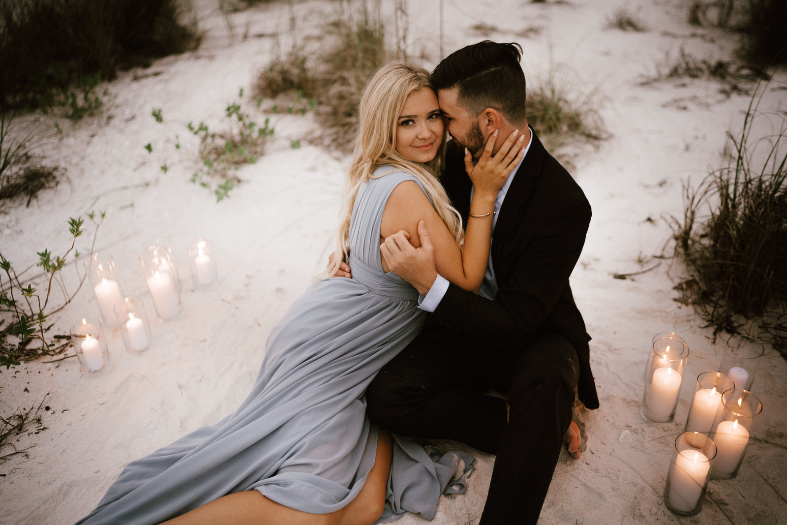 Lover's Key State Park Engagement Photos- Fort Myers Beach- Michelle Gonzalez Photography- Contessa and Ethan-661.JPG