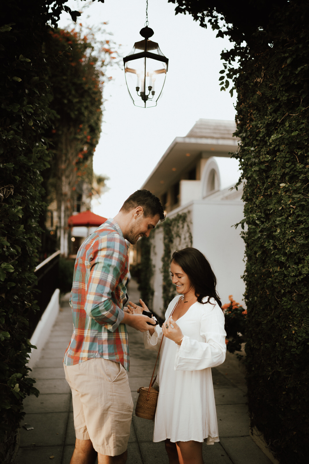 Naples 5th Ave Proposal Photos- Michelle Gonzalez Photography- Matt and Jenna-19.JPG