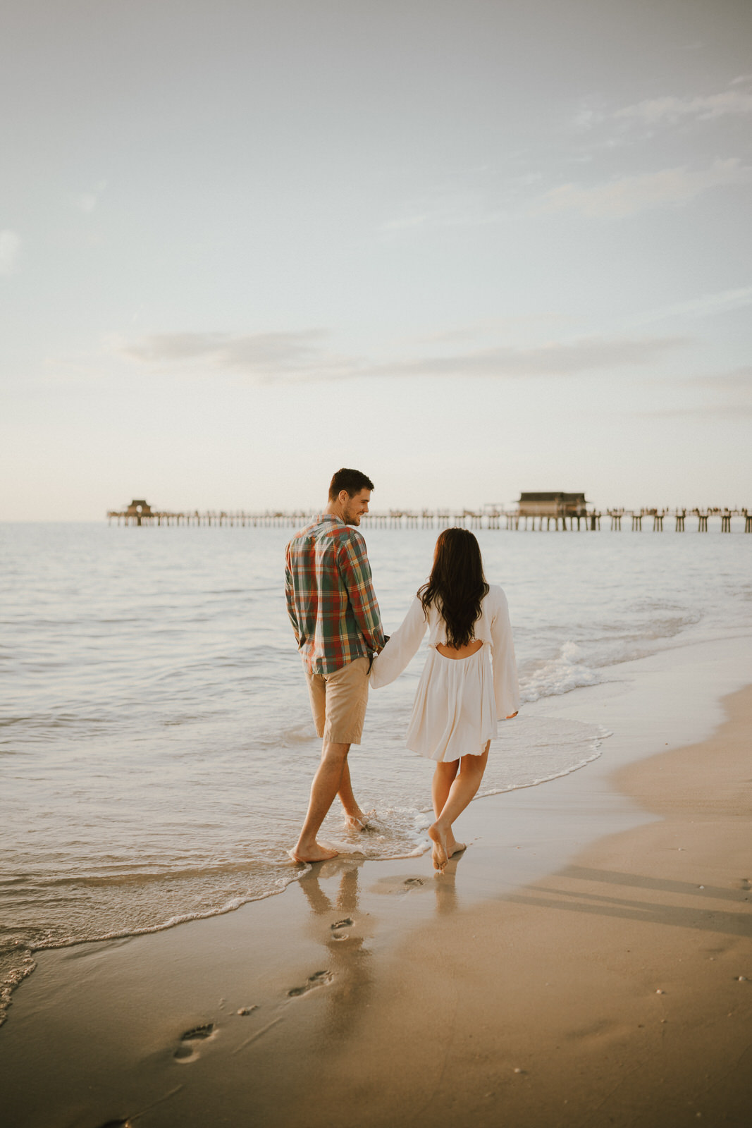 Proposal at Naples Beach Florida on 5th Ave - Michelle Gonzalez Photography- Matt and Jenna-114.JPG
