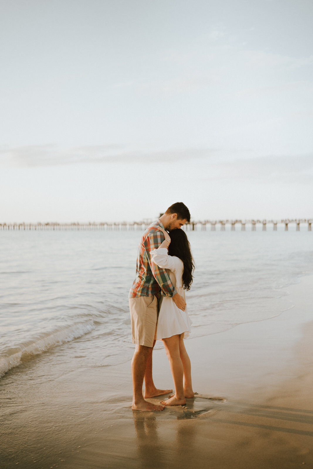 Proposal at Naples Beach Florida on 5th Ave - Michelle Gonzalez Photography- Matt and Jenna-126.JPG