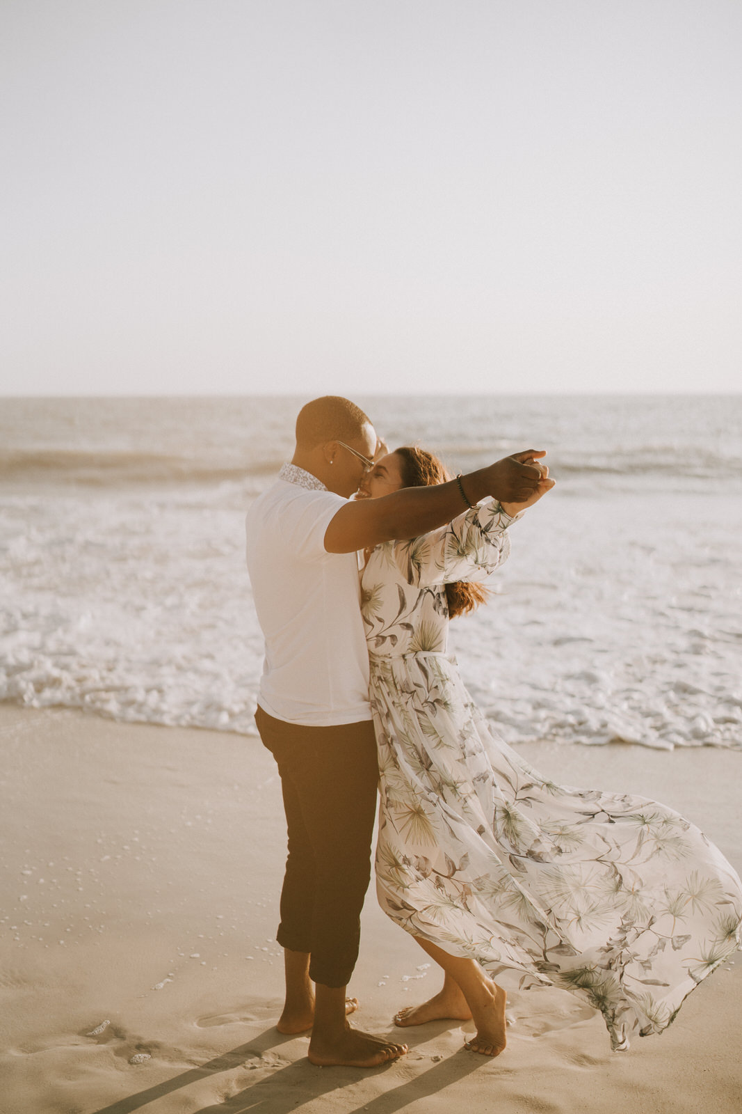Fort Myers Beach Couples Session- Michelle Gonzalez Photography- Stephanie and Joaquim-13.JPG