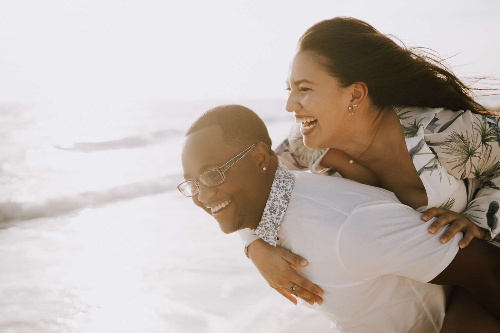 Fort Myers Beach Couples Session- Michelle Gonzalez Photography- Stephanie and Joaquim-49.JPG