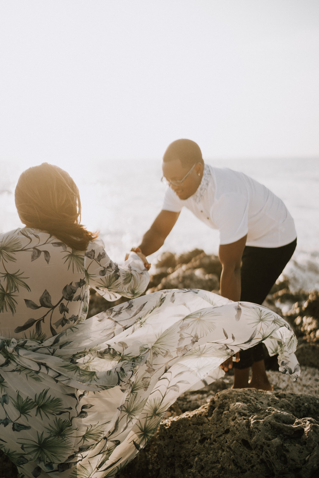 Fort Myers Beach Couples Session- Michelle Gonzalez Photography- Stephanie and Joaquim-73.JPG