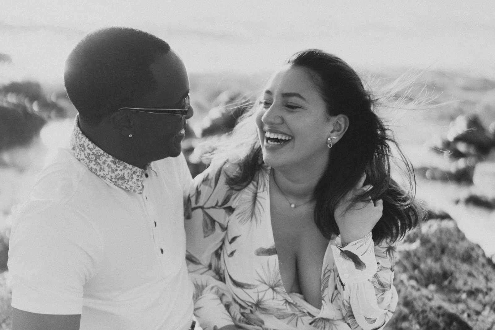 Fort Myers Beach Couples Session- Michelle Gonzalez Photography- Stephanie and Joaquim-134.JPG