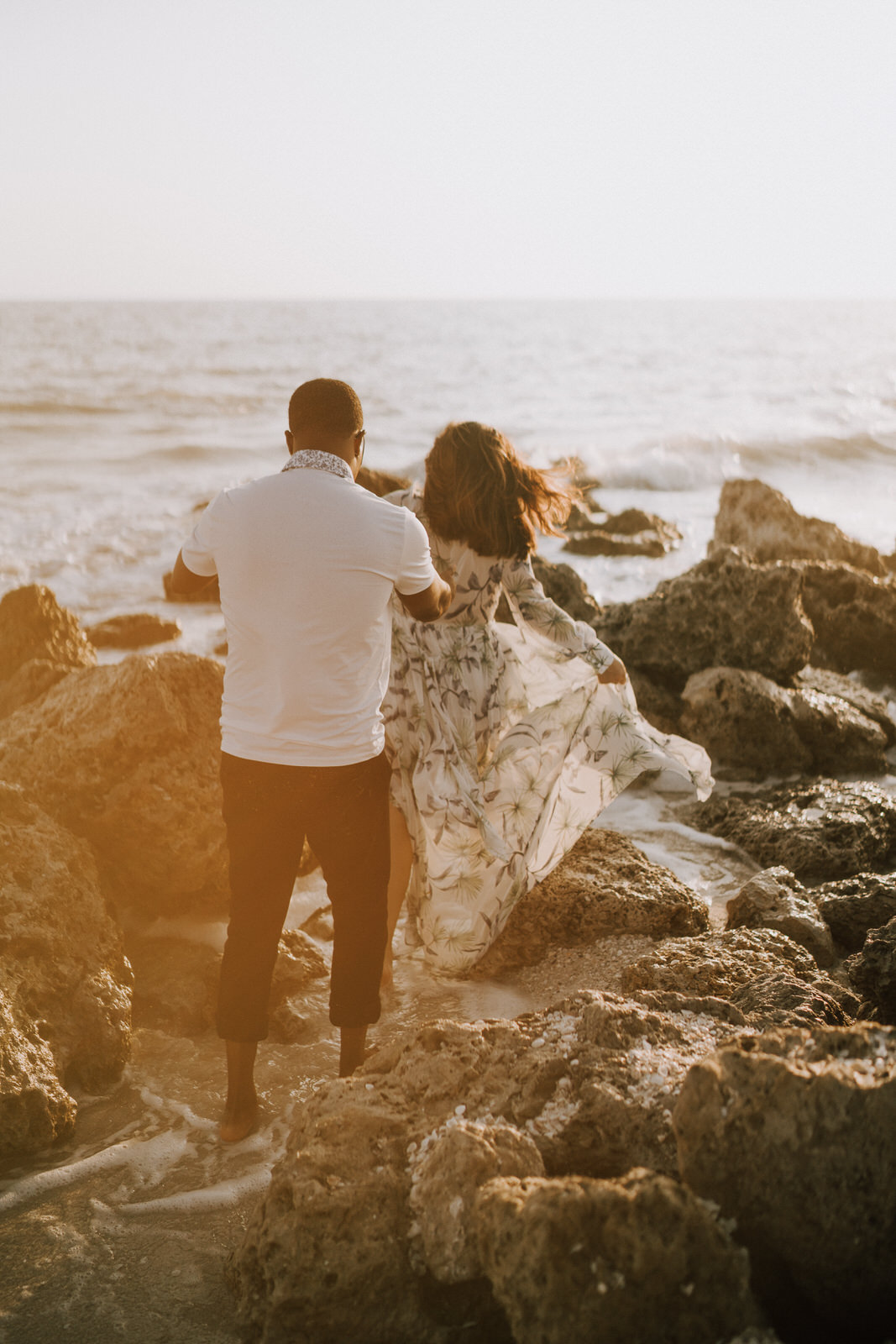 Fort Myers Beach Couples Session- Michelle Gonzalez Photography- Stephanie and Joaquim-147.JPG