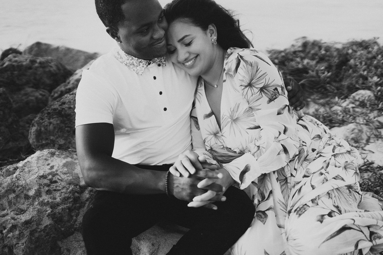 Fort Myers Beach Couples Session- Michelle Gonzalez Photography- Stephanie and Joaquim-207.JPG