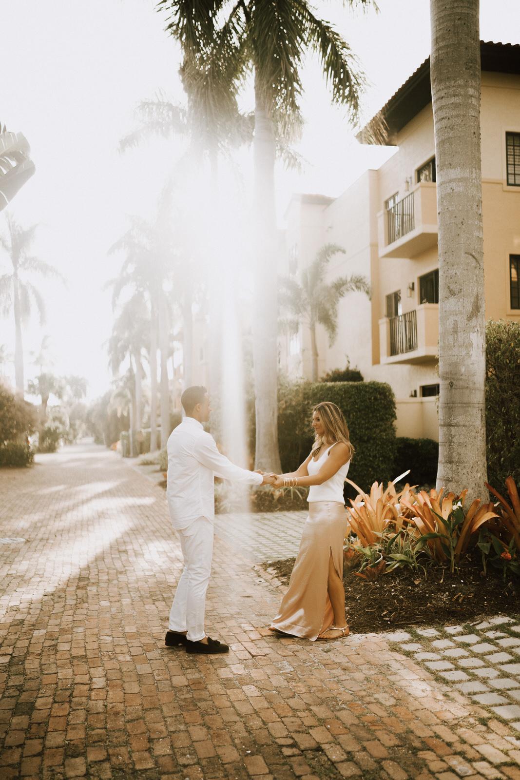 Naples 5th Ave Engagement Photos- Michelle Gonzalez Photography- Michele + Troy-35.JPG