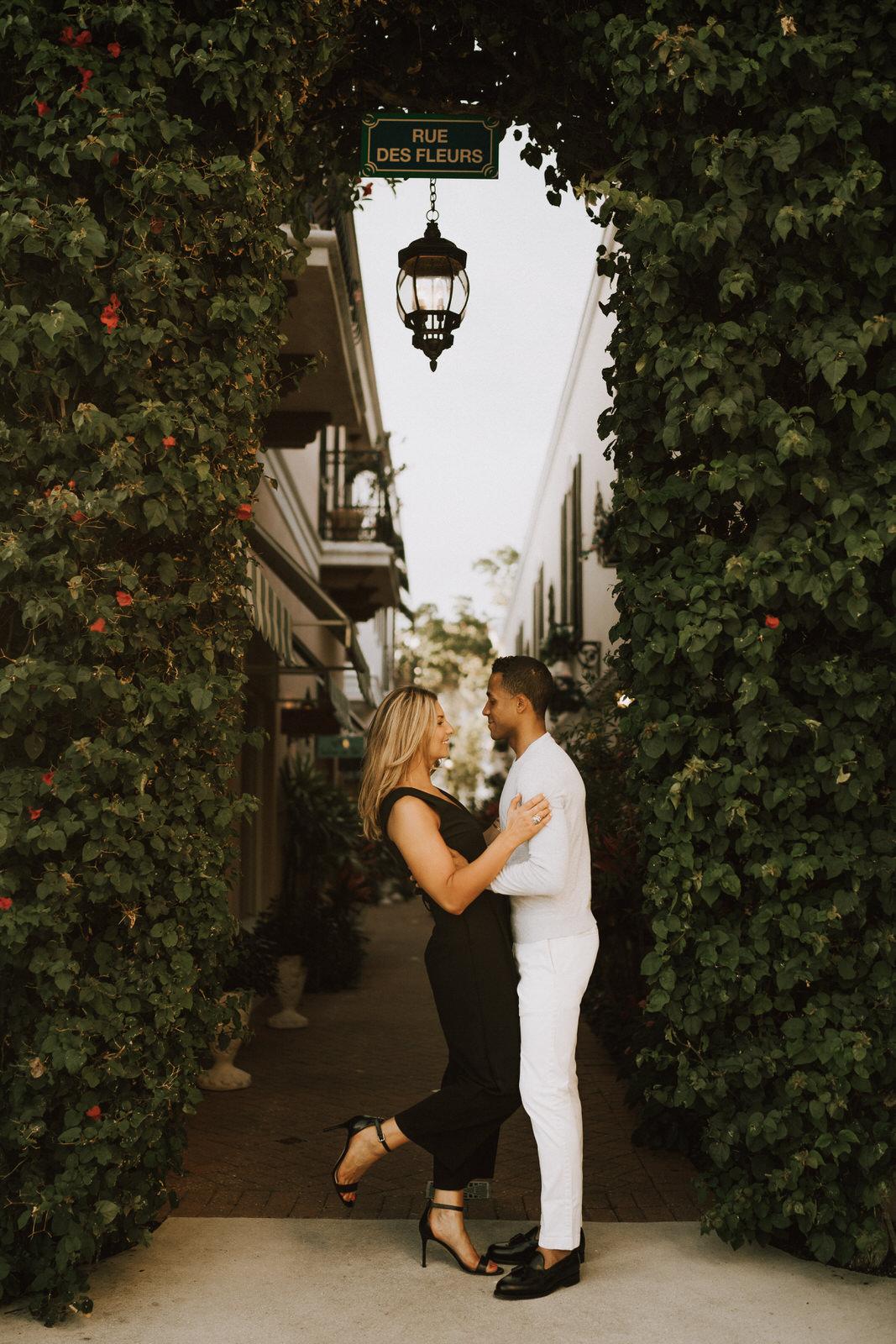 Naples 5th Ave Engagement Photos- Michelle Gonzalez Photography- Michele + Troy-186.JPG
