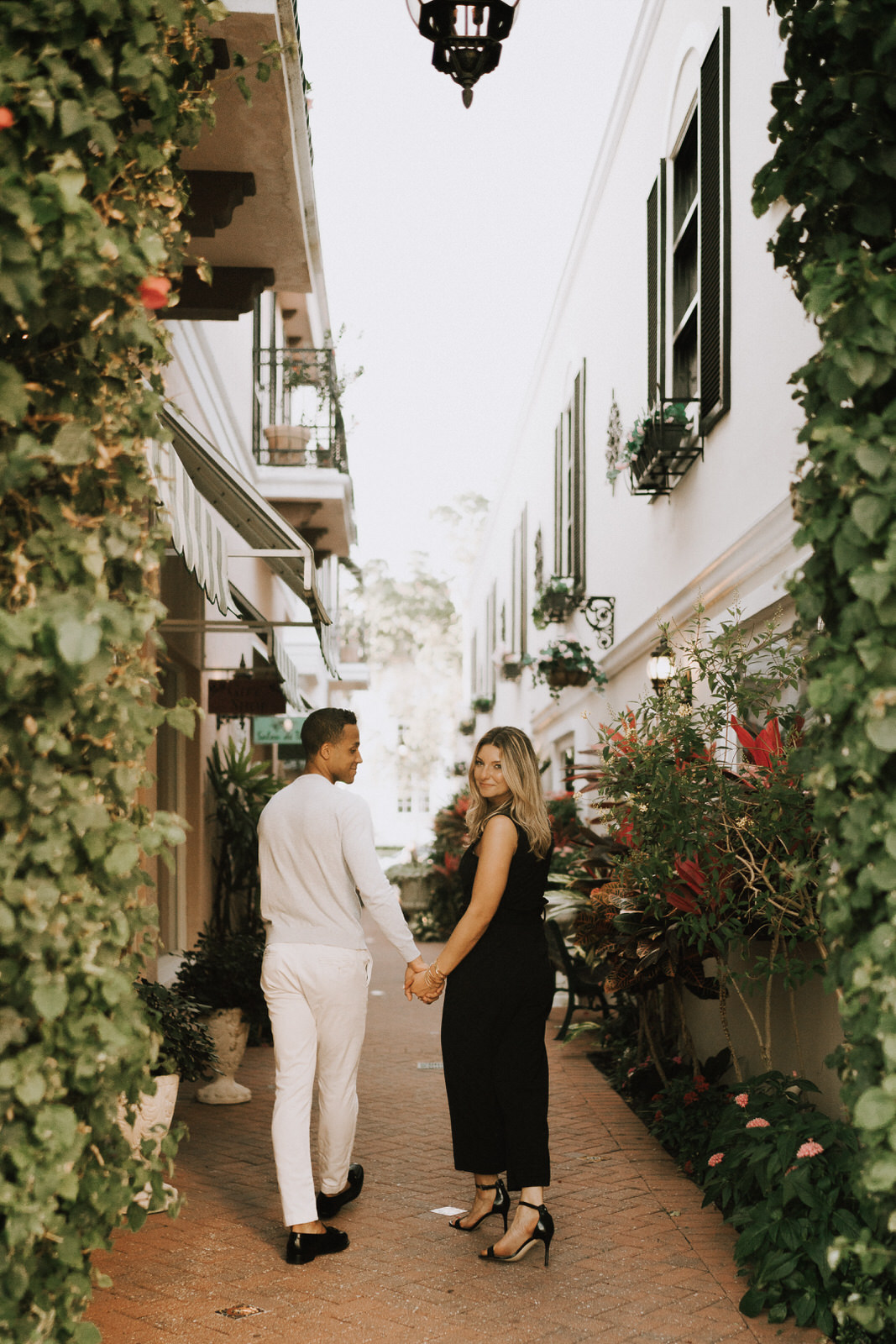 Naples 5th Ave Engagement Photos- Michelle Gonzalez Photography- Michele + Troy-226.JPG