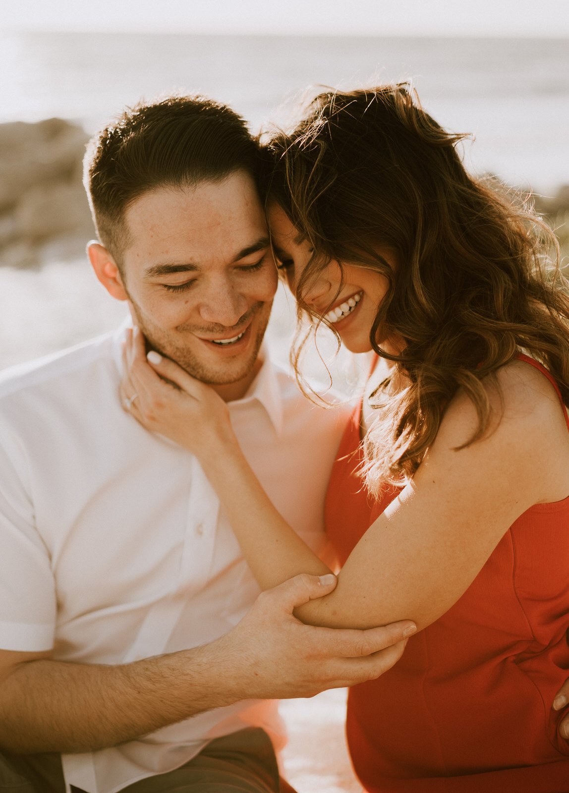 Fort Myers Beach Engagement Session- Michelle Gonzalez Photography- Danielle and Eric-45.JPG