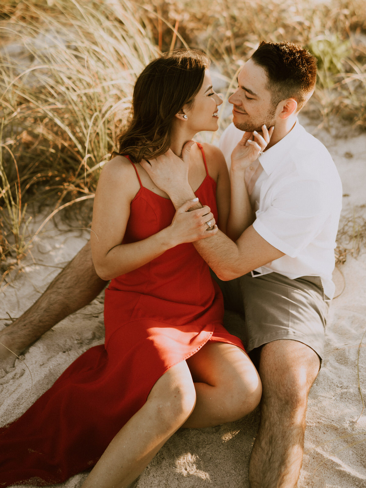 Fort Myers Beach Engagement Session- Michelle Gonzalez Photography- Danielle and Eric-124.JPG