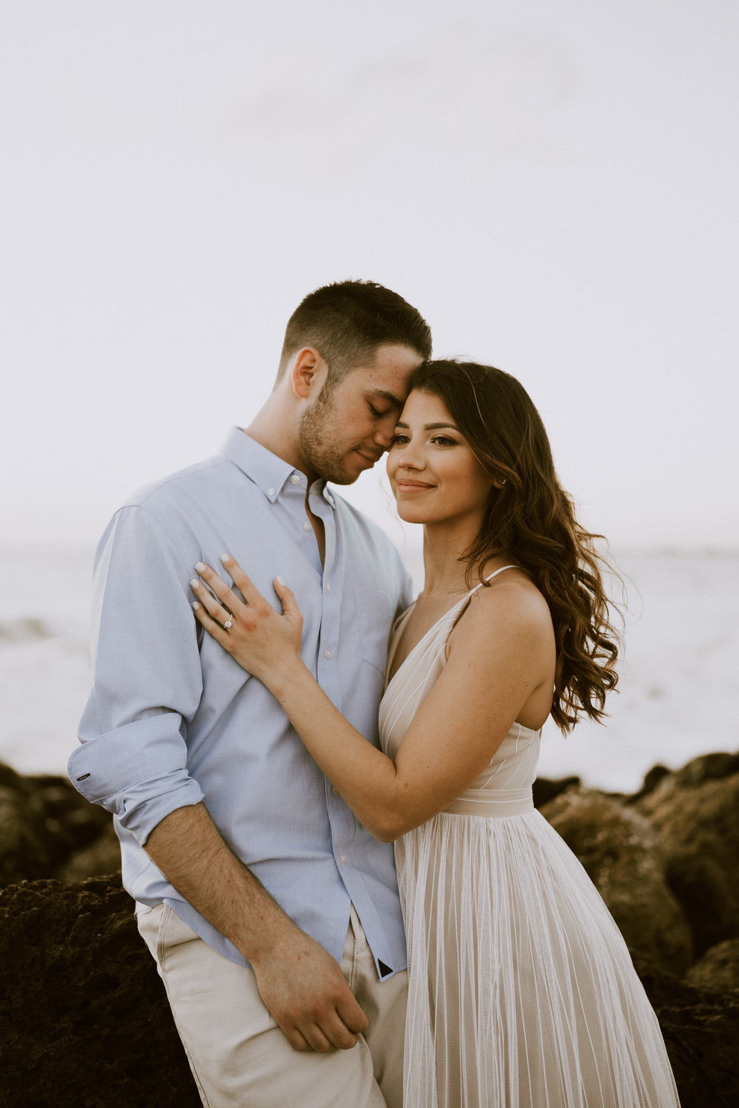 Fort Myers Beach Engagement Session- Michelle Gonzalez Photography- Danielle and Eric-170.JPG