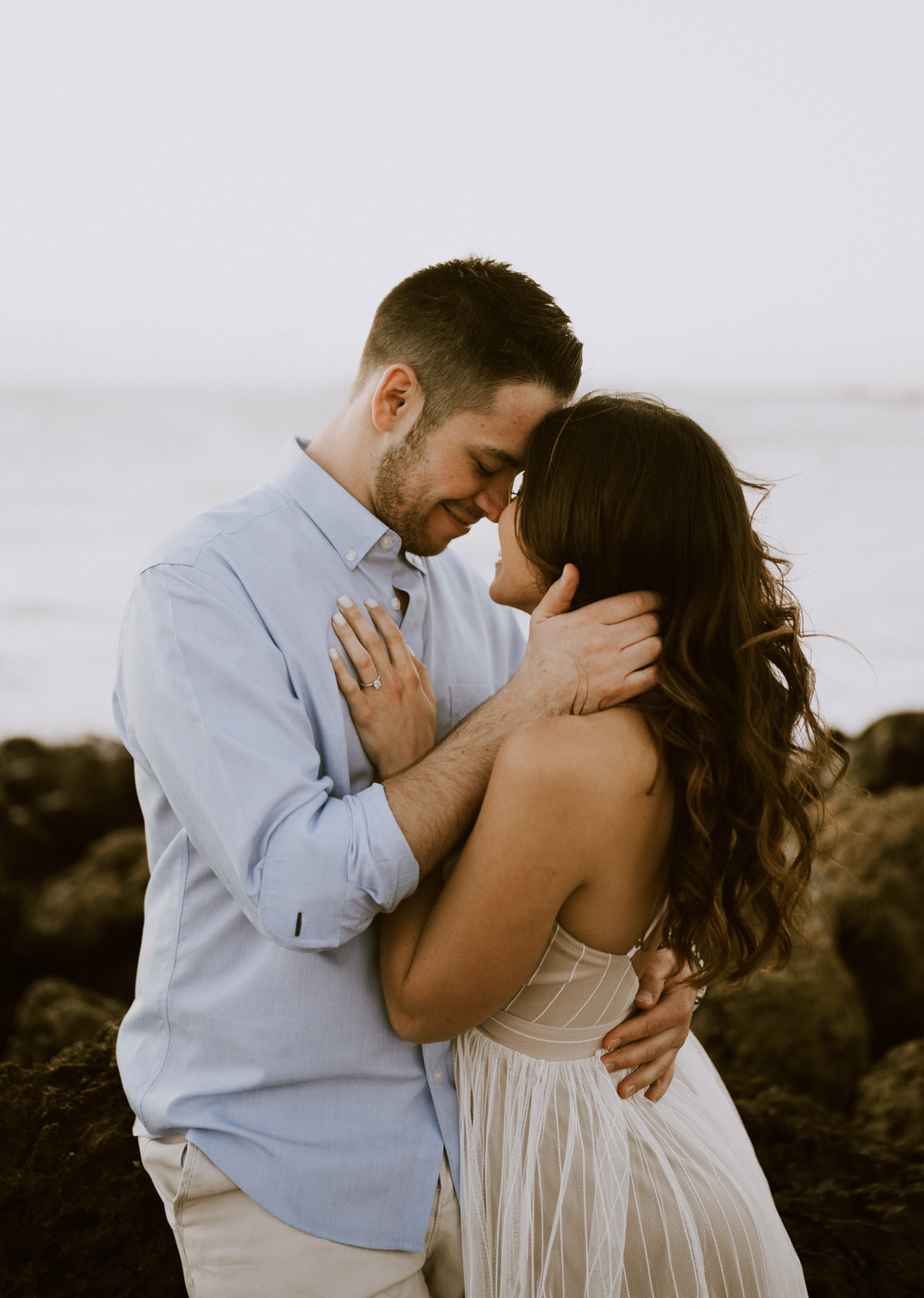 Fort Myers Beach Engagement Session- Michelle Gonzalez Photography- Danielle and Eric-178.JPG